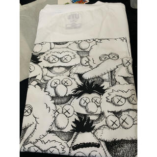 セサミストリート(SESAME STREET)のユニクロ カウズ セサミストリート(Tシャツ/カットソー(半袖/袖なし))