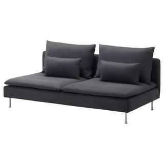 イケア(IKEA)のソーデルハムン SÖDERHAMN  三人掛けソファ (三人掛けソファ)