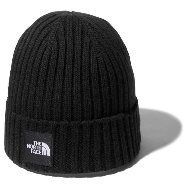 THE NORTH FACE(ザノースフェイス)の【新品・未使用】ノースフェイス カプッチョリッド ブラック メンズの帽子(ニット帽/ビーニー)の商品写真