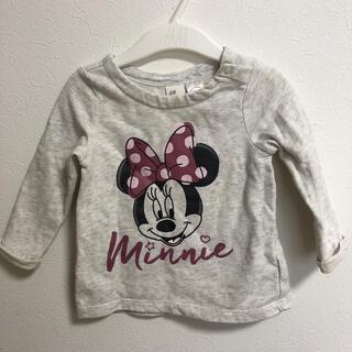 Disney - 80 ミニー 薄手 トレーナー
