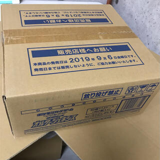 ポケモン - 新品未開封 ポケモンカードゲーム オルタージェネシス 12BOX(1カートン)