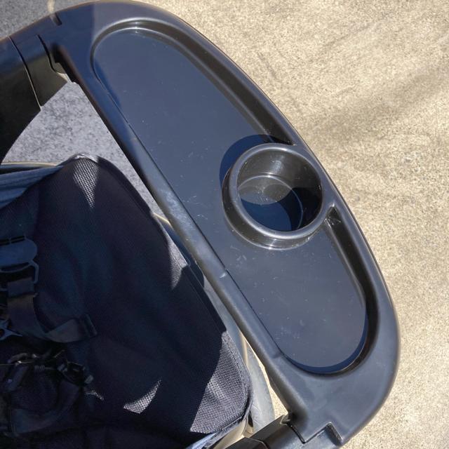 KATOJI(カトージ)のKATOJI 二人でゴーDX キッズ/ベビー/マタニティの外出/移動用品(ベビーカー/バギー)の商品写真