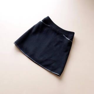 FOXEY - 訳SALE■FOXEY■ 42 黒スカート カシミヤ混