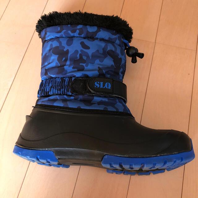 スノーブーツ 21/22 キッズ/ベビー/マタニティのキッズ靴/シューズ(15cm~)(ブーツ)の商品写真