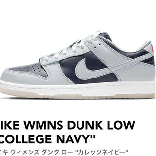 NIKE - NIKE WMNS DUNK LOW COLLEGE NAVY