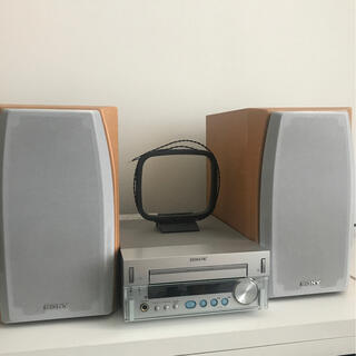 SONY - Sony CDコンポ