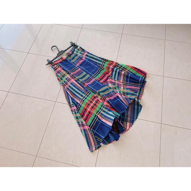 GRACE CONTINENTAL(グレースコンチネンタル)のグレースコンチネンタル アシメ ロングスカート レディースのスカート(ロングスカート)の商品写真