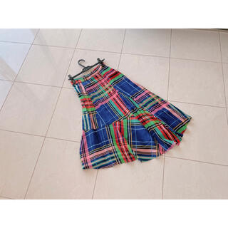 GRACE CONTINENTAL - グレースコンチネンタル アシメ ロングスカート