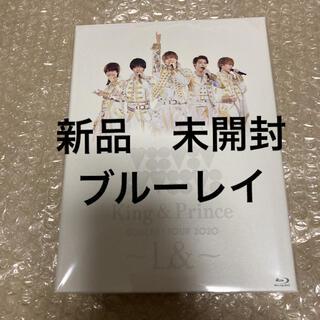 Johnny's - 新品 BD盤King & Prince/CONCERT TOUR 2020~L&
