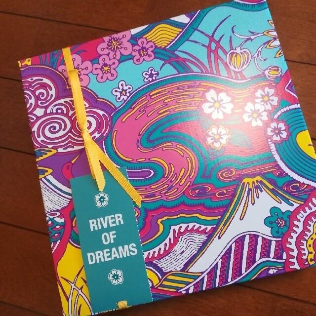 LUSH(ラッシュ)の新品LUSH☆RIVER OF DREAMS ギフトセット コスメ/美容のボディケア(ボディソープ/石鹸)の商品写真