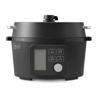 アイリスオーヤマ - アイリスオーヤマIRISOHYAMA KPC-MA4-B 電気圧力鍋(4.0L)