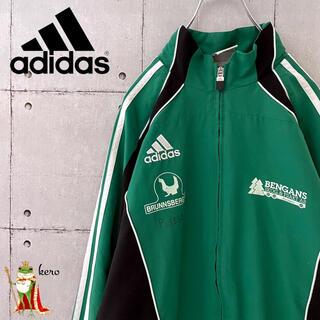 adidas - 【激レア】アディダス ジャケット スウェーデン 入手困難 グリーン