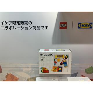 イケア(IKEA)のBYGGLEK ビッグレク レゴ®ブロック201ピースセット, ミックスカラー(積み木/ブロック)