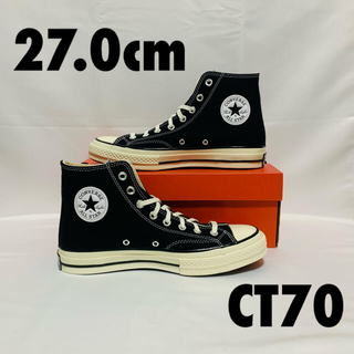 CONVERSE - 【新品】27.0cm コンバース チャックテイラー ct70 三つ星