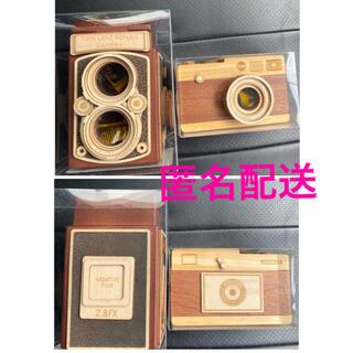 カルディ(KALDI)のKALDI 一眼レフカメラ・レフレックスカメラ 木箱 チョコレート(菓子/デザート)