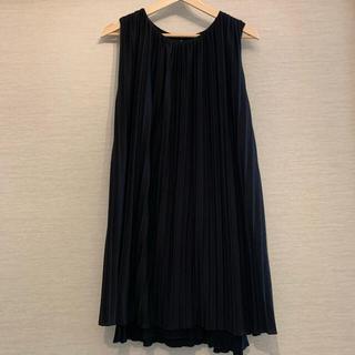 ザラ(ZARA)のブラックフォーマルワンピース(ドレス/フォーマル)