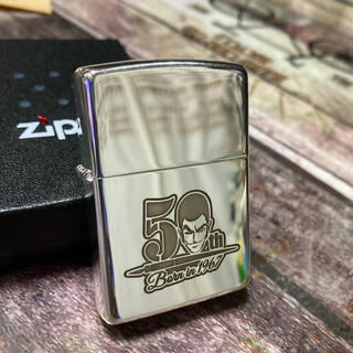 ジッポー(ZIPPO)の⭐︎新品未使用⭐︎ルパン三世誕生50周年記念 ZIPPOライター(タバコグッズ)