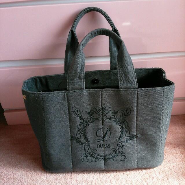 DURAS(デュラス)のDURASトートバッグ レディースのバッグ(トートバッグ)の商品写真
