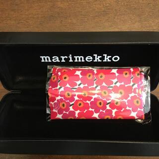 マリメッコ(marimekko)のmarimekko メガネ拭き(サングラス/メガネ)