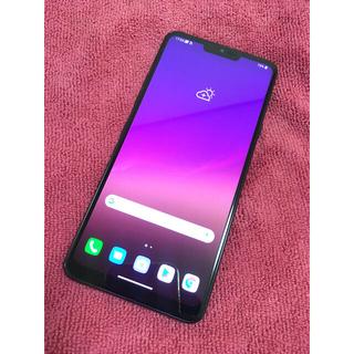 エルジーエレクトロニクス(LG Electronics)のLG G7 ThinQ SIMフリー(スマートフォン本体)