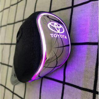 トヨタ専用 光るシフトノブ 高品質バージョン(車内アクセサリ)