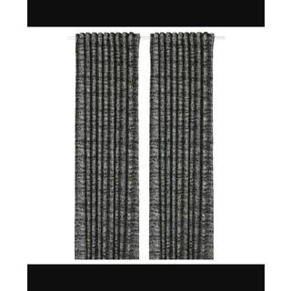 イケア(IKEA)のIKEAカーテン 遮光カーテン+レース(カーテン)