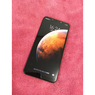 Xiaomi Poco f1 グローバル(スマートフォン本体)