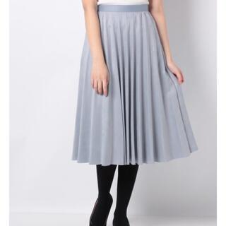 ANAYI - アナイ   スエード調スカート
