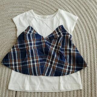GU - GU 女の子 Tシャツ 140cm