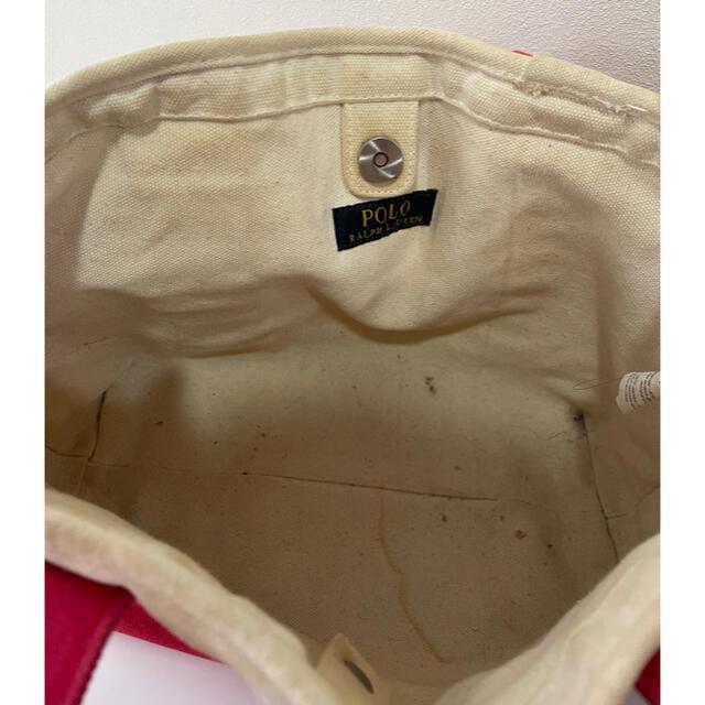 POLO RALPH LAUREN(ポロラルフローレン)のラルフローレン トート バック レディースのバッグ(トートバッグ)の商品写真
