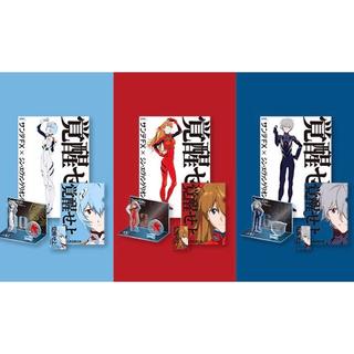 カドカワショテン(角川書店)のEVANGELION エヴァ サンテFX  渚カヲル ポスター(クリアファイル)
