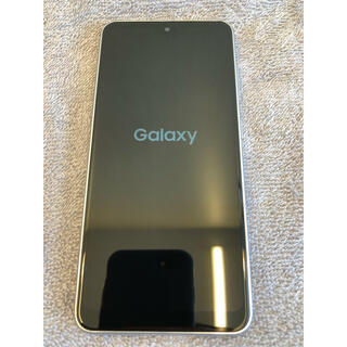 SAMSUNG - Galaxy A21 SC-42A 新品未使用に近いSIMフリー