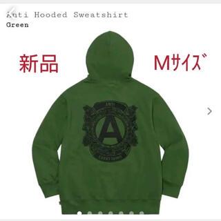 シュプリーム(Supreme)のSupreme Anti Hooded Sweatshirt シュプリーム(パーカー)