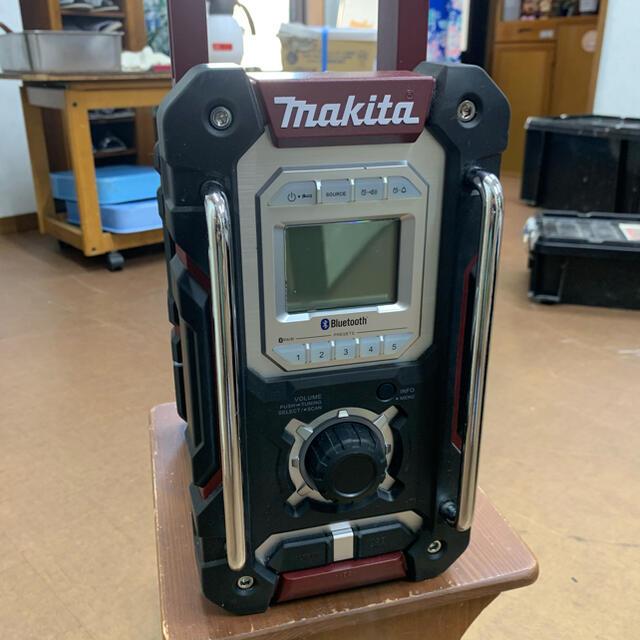 Makita(マキタ)のマキタ MR108 現場 ラジオ 限定カラー スマホ/家電/カメラのオーディオ機器(ラジオ)の商品写真