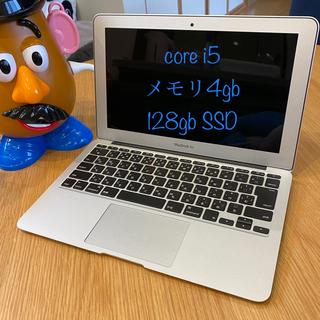 Mac (Apple) - MacBook Air2013 11インチ