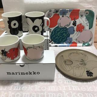 marimekko - 新作!新品! マリメッコ 春の新作食器セット