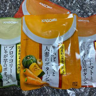 KAGOME - KAGOME  カゴメ ポタージュ 4袋セット