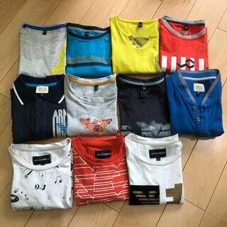 アルマーニ ジュニア(ARMANI JUNIOR)のアルマーニ キッズTシャツ(Tシャツ/カットソー)