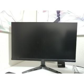 エイサー(Acer)の【故障】Acer ゲーミングモニター KG271Abmidpx  27インチ(ディスプレイ)