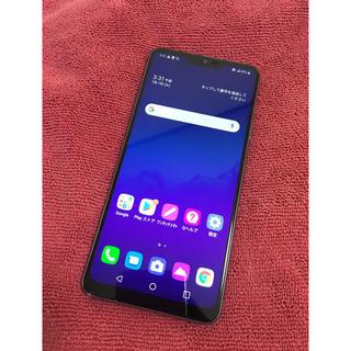 LG G7 ThinQ SIMフリー その2(本体のみ)(スマートフォン本体)