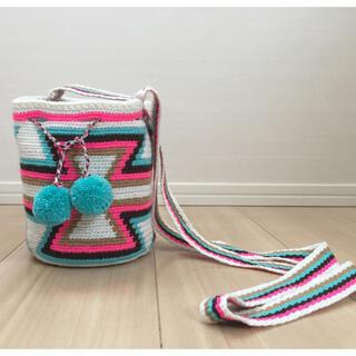 wayuubag ワユーバッグ  プチサイズ トラディショナルデザイン(ショルダーバッグ)