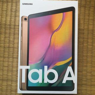 SAMSUNG - GALAXY tab A 10.1(2019)