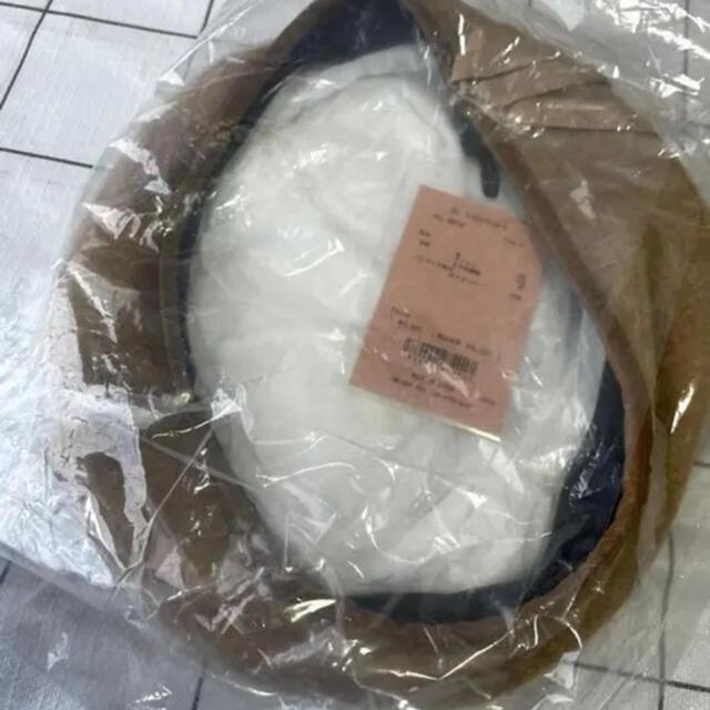 eimy istoire(エイミーイストワール)のeimy istoire パイピングベレー ベージュ レディースの帽子(ハンチング/ベレー帽)の商品写真