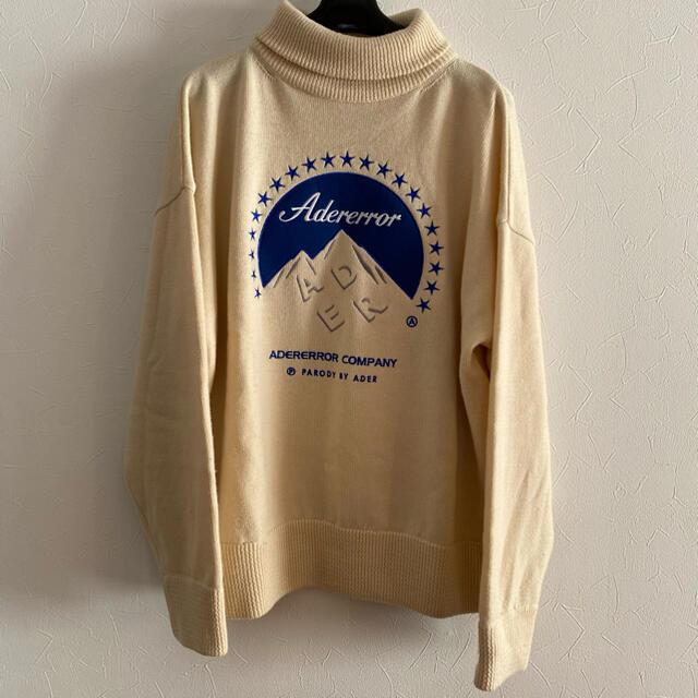 MAISON KITSUNE'(メゾンキツネ)の【専用】adererror アーダーエラー ニット セーター メンズのトップス(ニット/セーター)の商品写真