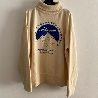 MAISON KITSUNE' - 【専用】adererror アーダーエラー ニット セーター