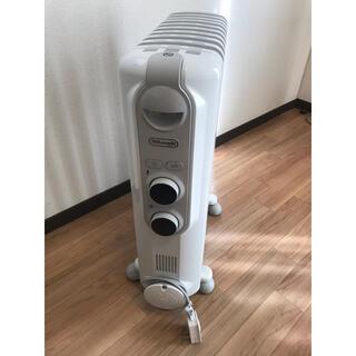 デロンギ(DeLonghi)の デロンギ アミカルド オイルヒーター [RHJ35M1015-LG](オイルヒーター)