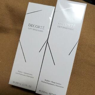 COSME DECORTE - KOSEコスメデコルテリフトディメンションエバーブライト化粧水乳液