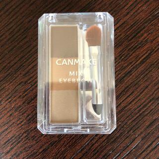 CANMAKE - キャンメイク(CANMAKE) ミックスアイブロウ 06 ハニーブラウン(1個)