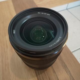 SONY - 超美品 SONY FE 24mm F1.4 GM SEL24F14GM