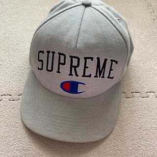 Supreme - supreme champion cap